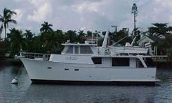 ***PRICE REDUCED $35,000 on 6/6/14 - OWNER MUST SELL ***  This all aluminum Tucker was built to commercial standards and in incredibly good condition. She is a roomy, light and open, 2-stateroom long-range cruiser. Wide walk around covered