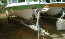 Handyman special Better hurry! Recycling begins in September. 16 Seatrek Wash Down Tri-Hull in need of an outboard and restoration. Easy to take care of. After a day of fishing just rinse off inside and out with a water hose and she's ready to be put up