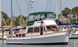 1971 Grand Banks 36 Classic This listing has now been on the market more than a month. Please submit any offer today! We encourage all buyers to schedule a survey for an independent analysis. Any offer to purchase is ALWAYS subject to satisfactory survey