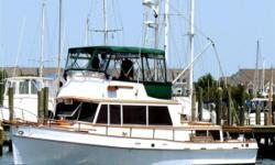 "Category: Powerboats Water Capacity: 0 gal Type:  Holding Tank Details:  Manufacturer: Grand Holding Tank Size:  Model: Banks Trawler Passengers: 0 Year: 1971 Sleeps: 0 Length/LOA: 36' 0"" Hull Designer:  Price: $40,000 / €30,738 Engine Manufacturer:"