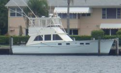Description Contact Alex Clarke for more information.Office: 954.763.3971Cell: 203.722.3047Email: Alex@DenisonYachtSales.com Comments S/F Rebecca is an extremely well maintained 1971 Matthews 45 Custom Sportfish. In 1970 Matthews switched to using