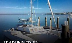 Actual Location: Fort Lauderdale, FL - Stock #100702 - If you are in the market for a trimaran, look no further than this 1972 Searunner 31, just reduced to $17,500 (offers encouraged).This sailboat is located in Fort Lauderdale, Florida and is in good