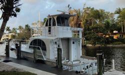 (LOCATION: Fort Lauderdale FL) Striker sport fishermen are in a class of their own. This Custom 44 Sport Fisherman is a big, brawny, fishing machine with great styling, outstanding accommodations, and exceptional performance. She had a total hull and