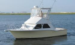 Wow, you might have seen a lot of redone 31 Bertrams but you ever see a redone 1975 30 Chris Craft? A Ray Hunt design that was able to take some of the bugs out of the 31 Bert, this is considered a fishing and cruising boat. TOTALY refinished with new