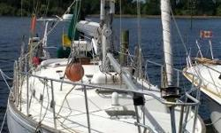 PROJECT BOAT $ 10,000 DRASTIC PRICE REDUCTION !!!!!!! (LOCATION: Carrabelle FL) This Olympic Adventure is a cutter rigged center cockpit ketch. Ideal for blue water cruising She is well designed and well built. On deck we have a spacious cockpit