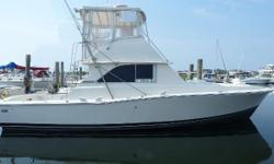 Hard to find Wide Bodyconvertible, totally re-done! LET'S GO presents a distinctive sleek profile that says BERTRAM. She has spent extensive time in the yard, and has undergone a