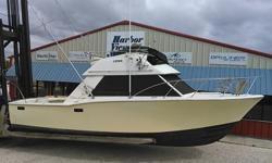 ***STK # 4830 ***FOR MORE INFO COPY THIS LINK >> http://www.harborviewmarine.com/1976-chris-craft-flybridge-cuddy-inventory.htm?id=1736273&in-stock=11976 Chris CraftNO trailer Harbor View Marine is offering this handy man project for anyone who loves to