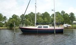 Description For full and complete specifications click here. Category: Sailboats Water Capacity: 110 gal Type: Motorsailer Holding Tank Details:  Manufacturer: Moody Holding Tank Size:  Model: 42 Ketch Passengers: 0 Year: 1977 Sleeps: 0 Length/LOA: 42'