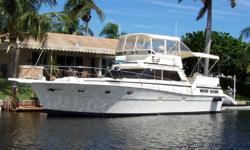 VESSEL OVERVIEW The Viking Double Cabin is a highly desirable vessel due to her tremendous bluewater performance spacious interior and gorgeous teak joinery throughout her interior.Her air conditioned cabin has a classic 2 stateroom/2 head layout with an