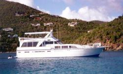 Be sure to watch the videos! Incredible opportunity to own a fantastic one-of-a-kind yacht at a rock-bottom price! Sea Eagle III is on the market again, and is undergoing a refit by her current owners. Be sure to look at the professionalrenderings