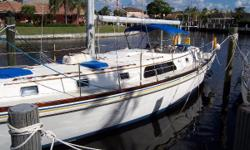 MOTIVATED TWO BOAT OWNER WILL ENTERTAIN ALL REASONABLE OFFERS! Gulfstar Yachts, designed by Vince Lazzara, have been renowned for high quality yachts and impeccable woodwork and joinery!  Owned by the same knowledgeable owner for half of her life,