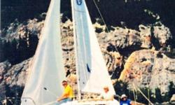 1977 O Day 22SL 22 O Day sailboat with trailer. 1977 one owner and sailed exclusively on Stuart Lake. Comes with -Main sail which was replaced a few years ago and has a sail cover -Self furling jib is 5 years old -Colorful spinnaker rarely used -ALL sails