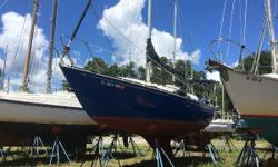 "This sweet little pocket cruiser is fun to sail, roomy enough for one or two people to live aboard, and built with the quality that C&C was known for. A great deal on a very nice boat! ""Esprit"" has been well maintained and well loved, but her owners have"
