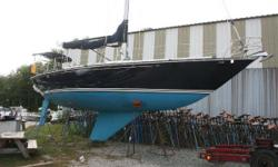 CHECK OUT THE DETAILS ON THIS EXCEPTIONAL BOAT Celebrationis a well-found version of the popular Canadian-built sailing yacht! With her tall rig & median displacement, she is exciting to sail and has proven herself to be a competitive racer in PHRF