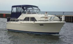 Motivated Seller and priced to sell!  New bottom paint job and new carpeting.  All window tracks have been cleaned and windows open and operate easily.  Forward Eizenglass windows replaced with new Eizenglass windows.  Galley faucet