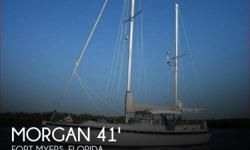 Actual Location: Fort Myers, FL - Stock #108701 - If you are in the market for a ketch sailboat, look no further than this 1978 Morgan Out-Island 415 Ketch, just reduced to $74,000 (offers encouraged).This vessel is located in Fort Myers, Florida and is