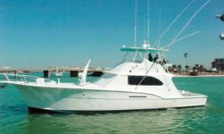 Price Reduced! Owners are looking for offers! The custom modifications of this famous 53 Hatteras have enhanced her already renowned fishing ability. Escape goes to sea while others stay at the dock. If you want a proven fishing machine don't let this one