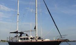 Lyric is a cruising ready sailboat that you can have confidence in. She is a well built model of 1979 when more of everything and attention to detail was the standard. She has been cruising on and off with the current owners for 7 years and is a splendid
