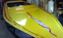 Very Sharp looking Go Fast Boat! 1979 Hawaiian Jet Boat with 396 engine out of 1971 Chevelle SS. Mostly Restored. Engine runs great! Needs some Interior work but minor stuff. Great Boat for the price! FINANCING, EXTENDED WARRANTY AND SHIPPING