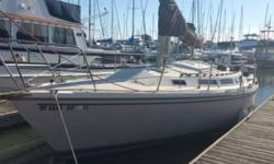 1985 Catalina 30SL This is a 1985 Catalina 30 sailboat Very nice family boat for sailing in the bay area Built in Universal diesel 25M Runs like new Autopilot steering Roller furling head sails New Toilet Recently had the bottom painted This is an amazing