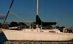 1979 Pearson Yachts 10M SL The Pearson 10M is a very popular design. It is a great sailing cruiser racer. It has a healthy sail plan coupled with abundant stability and this arrangement works well as a fast cruiser or competitive PHRF cruiser racer. 1979