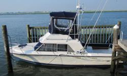 Just reduced!! 29' Phoenix! One Owner  A great classic hull for any adventure with 1995 TAMD 200hp Volvo Diesels withonly 600hours! 2007 Fuel Tanks, 2005 Imronpaint job and air conditioner replaced in 2000. Also has a new