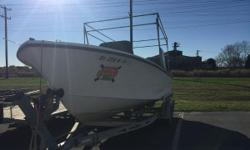 Perfect crabbing boat Nominal Length: 23' Length Overall: 23' Engine(s): Fuel Type: Other Engine Type: Outboard