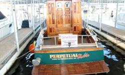 PRICE REDUCED $10,000 TO $59,900! 1979 Young Brothers Lobster Boat  - 38'x12.5' 6.71  Single Detroit Diesel - 240 HP - FRESH REBUILD - Only 5 Hours Since Rebuild Rebuilt Transmission 6.5kW Onan NEW: Marine Heat & Air, Convection Microwave,