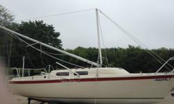 Very well kept Balboa 22. Roller Furling, Pop top enclosure, custom trailer, custom swim ladder, bimini top, 4hp outboard, new depth, compass, and porta potty, Main, Jib, and Drifter sails. Must see to appreciate. Ready to hit the water! Call for more