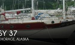 Actual Location: Whittier, AK - Stock #067808 - If you are in the market for a cutter sailboat, look no further than this 1980 CSY 37, just reduced to $51,500 (offers encouraged).This vessel is located in Whittier, Alaska and is in good condition. She is