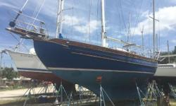 PRICE JUST REDUCED BY $15,000--LOWEST BABA 35 ON THE MARKET AND SHE'S READY TO GO! Just as beautiful on the inside as she is on the outside...classic Bob Perry design, seaworthy and strong! And she's in great shape. The seaworthy gem has $20,000 in recent
