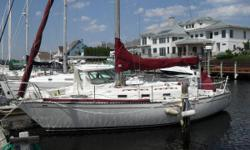 This well cared for Tartan 33 is all set up to club race or cruise. Great sail inventory - slick bottom. Nominal Length: 33' Length At Water Line: 28.8' Length Overall: 33' Drive Up: 4.4' Engine(s): Fuel Type: Other Engine Type: Inboard Draft: 4 ft.