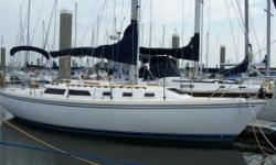 1988 Catalina 34 Clean Catalina 34 race winner Gulstream Daytona to Charleston. Owner anxious to move up, make offer. In the last eighteen months the owner has installed a new dodger and bimini, purchased a new mainsail,Genoa and jib. The