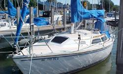 New Listing AGGRESIVLY PRICED! This 1990 28 Catalina tall rig has had many updates including sails, electronics, dodger with sunshade and more. She is equipped for light and heavy air useCruising or Racing. This fresh water vessel is very clean