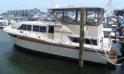 Chris Craft Aft Cabin, 38 ft, 1981 100 hours since engine replacement.ALOHA JOE V is offered turn key, and her SLIP included for year. Slip ownership is possible     Currently used as a weekend retreat in Beach Haven. Multi vessel