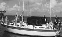 This extremely rare English-built bilge-keeled boat is tough, rugged, and has been lovingly restored by her current owners. They have had a great time aboard her cruising as a family, but due to the owner and daughter's health issues they are forced to