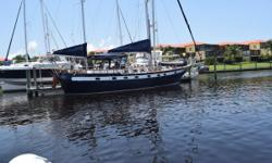 This beautiful 47 Formosa is completely ready to go and just needs you to stock the bar and Galley, so you can start your next journey! This Luxury Cruiser with traditional looks, has gorgeous teak and features hand carved doors. This vessel was