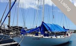 Actual Location: Honolulu, HI This is a unique opportunity to own a rare, classic Herreshoff which offers the very best compromise between speed and spacious living spaces. I recently had the opportunity to sail on her and she is an absolute dream!