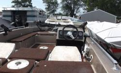 Used 1982 Champion with a Johnson 88 HP motor. Boat, motor, and trailer all sold AS IS. Boat was just lake tested today 12-05-2018, everything works. Nominal Length: 16.8' Length Overall: 18' Beam: 7 ft. 0 in.