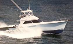 WOW BETTER THAN NEW!!!A 1982/2012 46 Hatteras thatwas completely gutted to bare stringers and bulkeads! C-15 Acert / 865hpCaterpillar Diesels with CAT Platinum Plus Warranty Completely Redone Interior, Exterior, Hull, Deck,