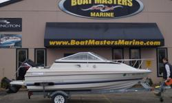 SOLD 1984 Bayliner 1600 cuddy Hull color: White Stock number: USED-968