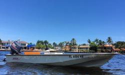 15' BW Sport Center Console 1984. One of the rarest models only produced from 1982-1988. In exceptionally clean condition with original gelcoat inside and out. Yamaha 70 TLRT (1995) Hull is a 1984 in like new condition. Original gelcoat with