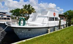 """This C&C Logical 46 has just completed and extensive refurbishing including new Awl-Grip paint on all topsides. If it is space that you seek, this """"C&C Logical"""" delivers. Her Salon is like the living room in ones home."""