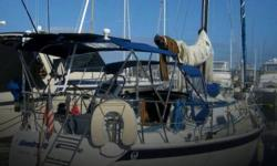 Actual Location: Honolulu, HI - Stock #086435 - If you are in the market for a sloop sailboat, look no further than this 1984 Ericson Yachts 38, just reduced to $70,000.This vessel is located in Honolulu, Hawaii and is in great condition. She is also