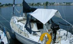 Older Bruce King design with a motivated seller. Nominal Length: 38' Length At Water Line: 30.4' Length Overall: 38' Engine(s): Fuel Type: Other Engine Type: Inboard Beam: 12 ft. 0 in.