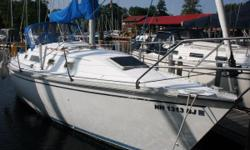 BIG PRICE REDUCTION. LOWERED BEFORE WINTER HITS This Hunter 31 has been a fresh water boat on Champlain, and then here on Lake Winnipesaukee. The boat has been carefully maintained by its present owner, and is a great opportunity to get into a nice