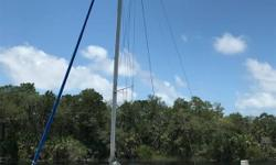 1984 Hunter 31 Sailboat This sail boat is in excellent condition 31ft Fiberglass Hull material White exterior Bronze interior Single engine Horsepower 18 This boat has been mostly restored There are a few odds and ends such as refinishing the teak railing