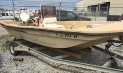 1984 Manatee Sabre Manatee Sabre 18' With Johnson 88 hp Outboard $1295 ? 1984 Manatee Sabre 18' ? 1984 Johnson 88 hp ? Sportsman Single Axle Galvanized Trailer 1984 Manatee Saber 18' Center Console Boat with Johnson 88hp motor. The floors and transom on