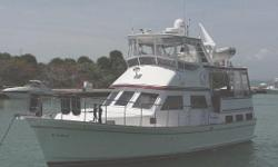 """If It's a Trawler that you are seeking - Look No Further - as One of the All-Time most popular Trawlers- Marine Trader- """"La Belle""""built by BestWay Marine, is now available. The price has been greatly reduced"""