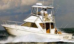(LOCATION: Miami FL) The Phoenix 38 Convertible is a full featured sport fisherman. Designed to be a big-water fisherman, this beauty has all the equipment, all the accommodations, and the style that makes large convertibles so desirable.  Refitted